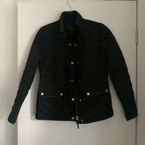 Jcrew waffle spring jacket